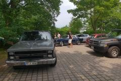 3 Angels Cars warten auf Mitfahrer