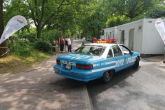 Das NYPD rückt aus